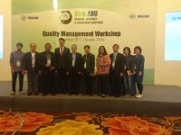 Chengdu, Nov 1st 2017 : Challenge Optimum SA leads a workshop on quality management for over 70 media executives of the Asia-Pacific