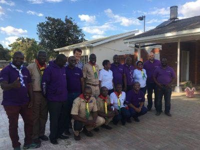 Challenge Optimum SA et RJ Governance systems forment 7 auditeurs de l'Organisation Mondiale du Mouvement Scout à l'audit selon le standard GSAT v2.0